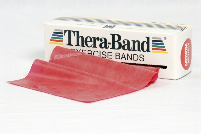 Theraband 5,5m, rot