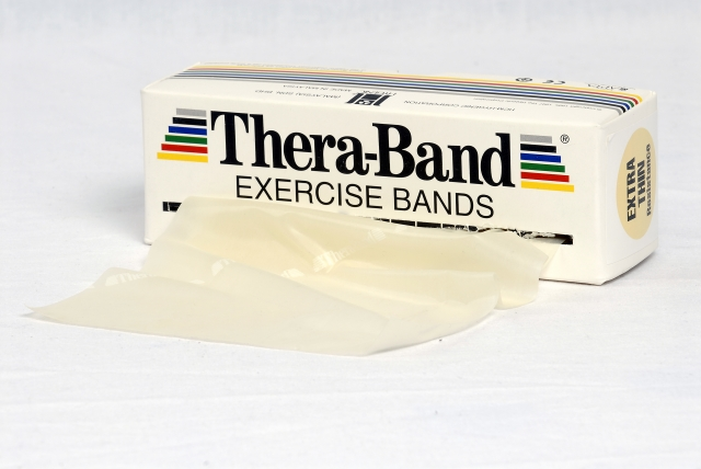 Theraband 5,5m, beige